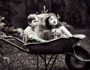 Фотосъёмка детей.