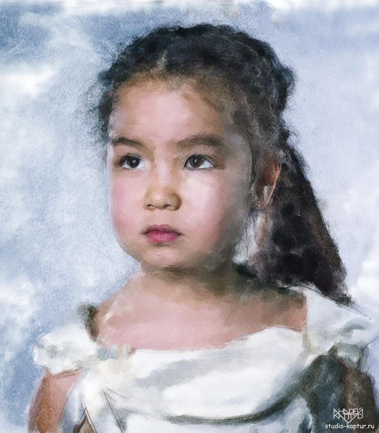 Детская фотосессия.